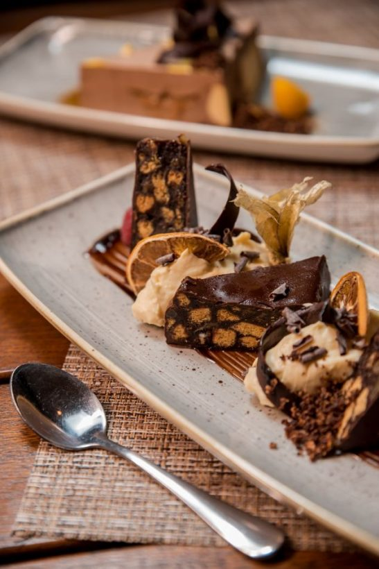craft rooftop dessert