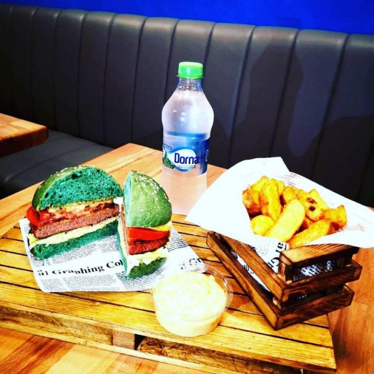 london brothers burger