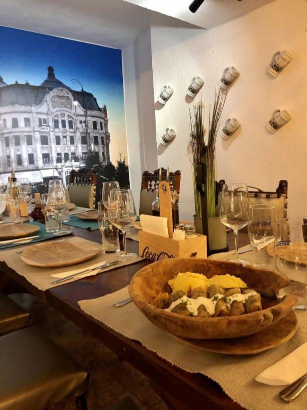 restaurant timisoreana - sarmale