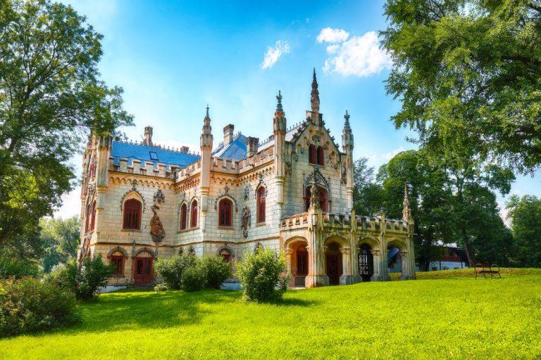 sturdza palace romania