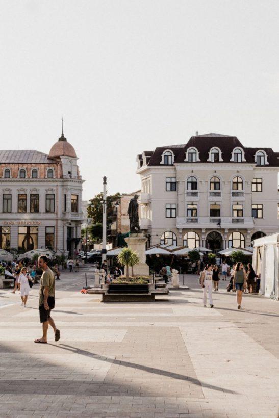 constanta city center